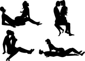 Les positions sexuelles préférées des français